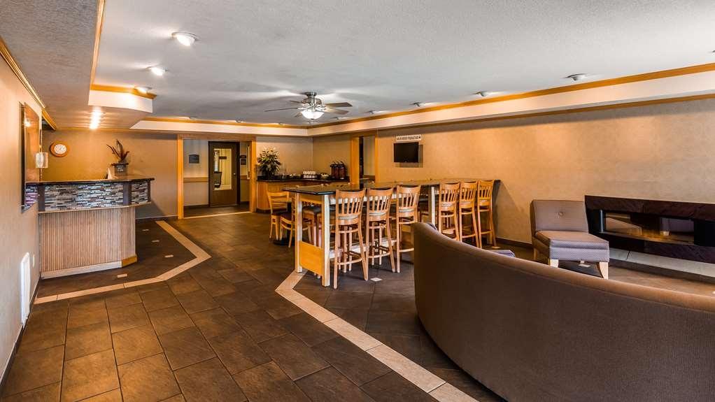 Best Western Plus Landmark Inn - Lobbyansicht