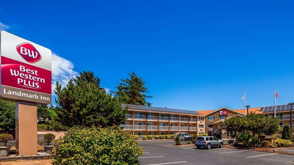 Best Western Plus Landmark Inn - Außenansicht