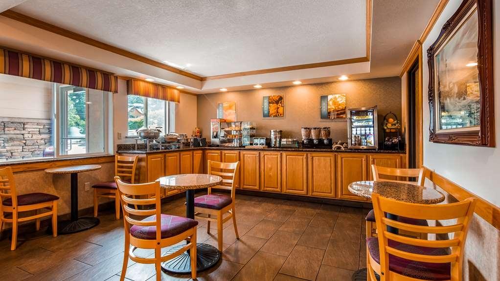 Best Western Plus Landmark Inn - Restaurant / Gastronomie