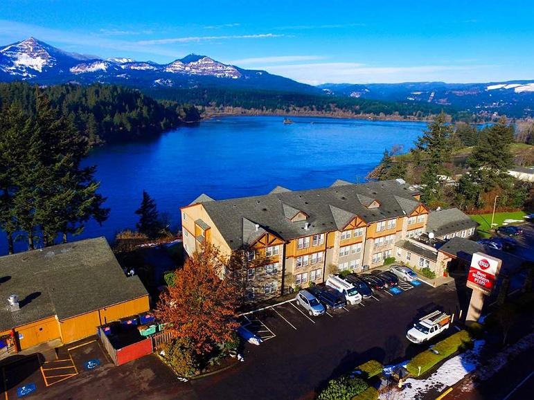 Best Western Plus Columbia River Inn - Aussenansicht
