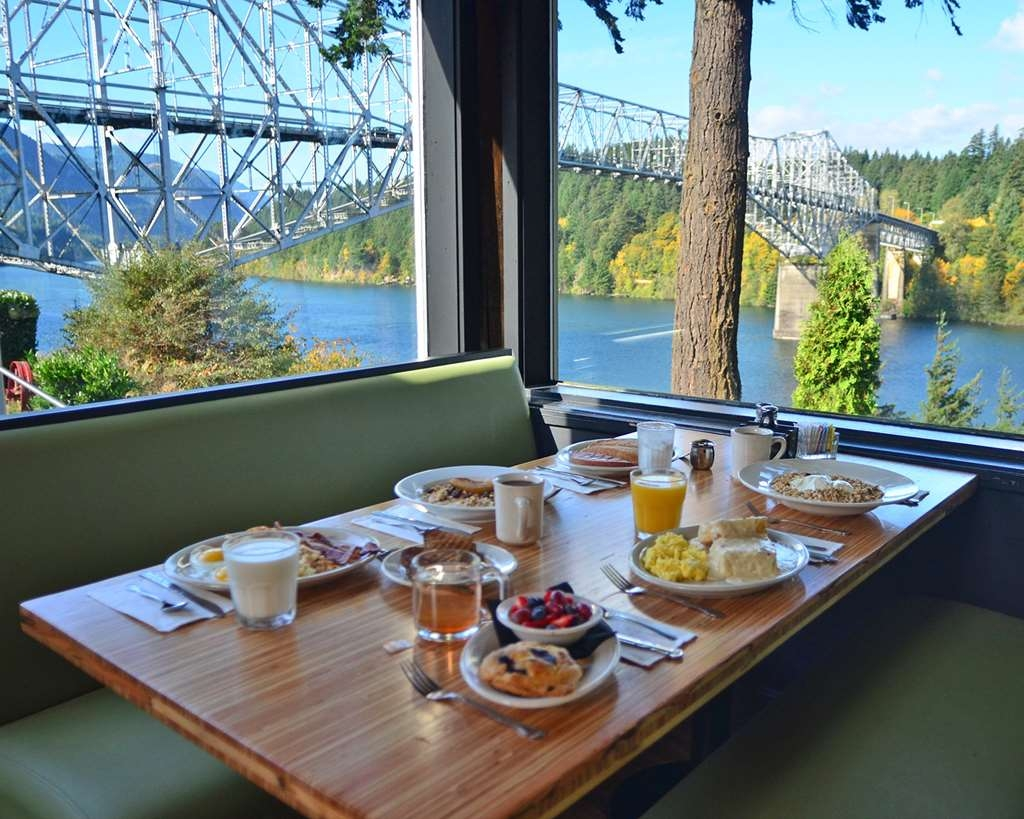 Best Western Plus Columbia River Inn - Prima colazione a buffet