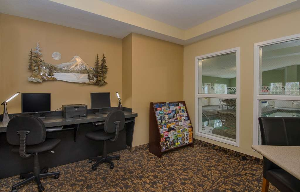Best Western Plus Columbia River Inn - affari-centro
