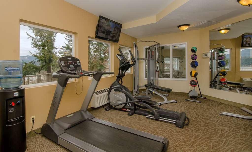 Best Western Plus Columbia River Inn - Centro benessere