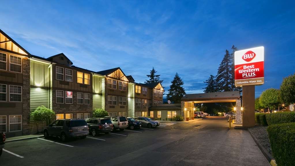Best Western Plus Columbia River Inn - Außenansicht