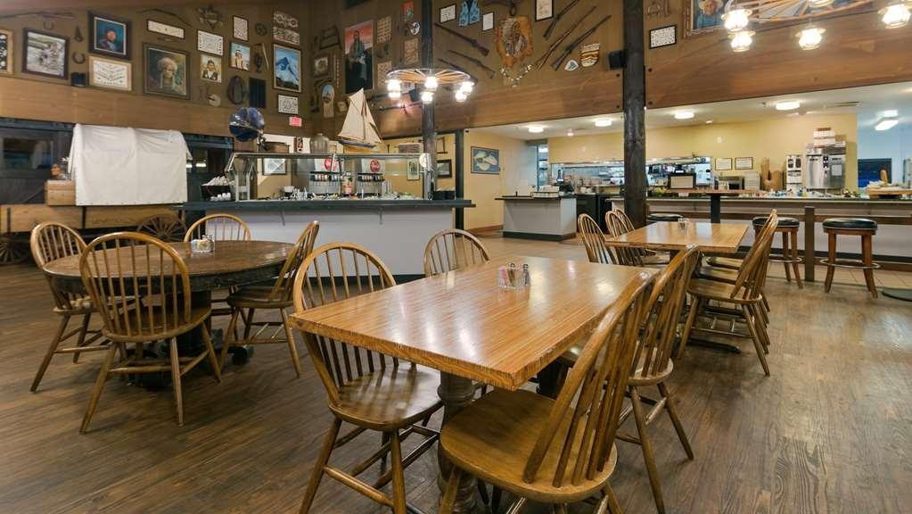 Best Western Plus Columbia River Inn - Restaurant / Etablissement gastronomique