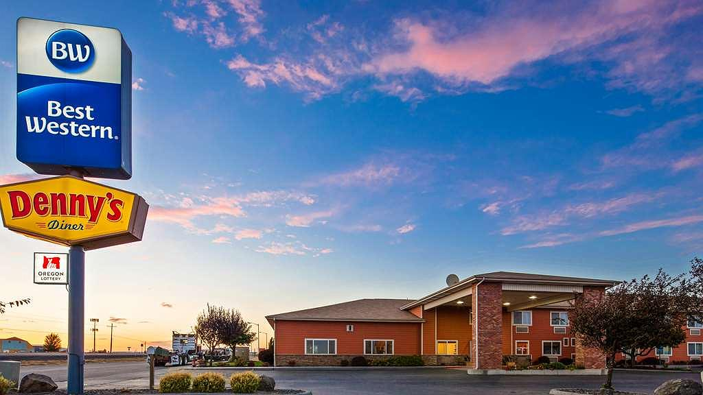 Best Western Hermiston Inn - Vista exterior