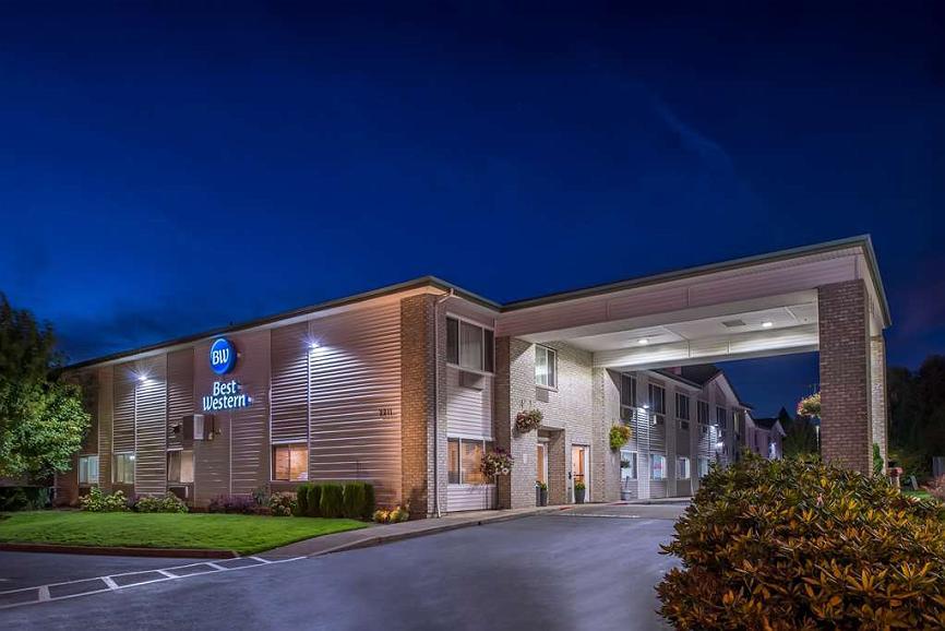 Best Western Newberg Inn - Vista exterior