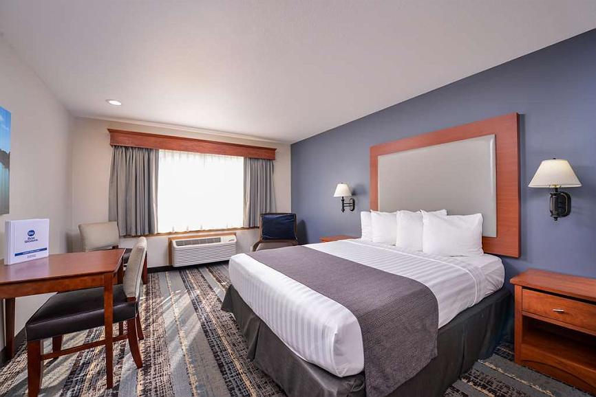 Nava Camere Da Letto.Hotel A Newberg Best Western Newberg Inn