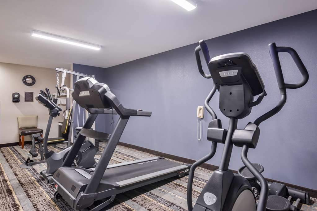 Best Western Newberg Inn - Club de remise en forme