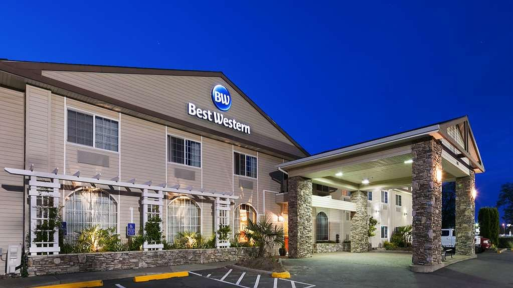 Best Western University Inn & Suites - Area esterna