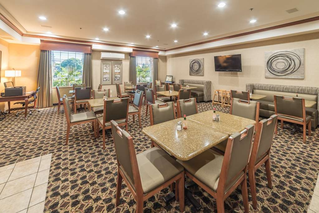 Best Western University Inn & Suites - Restaurant / Gastronomie