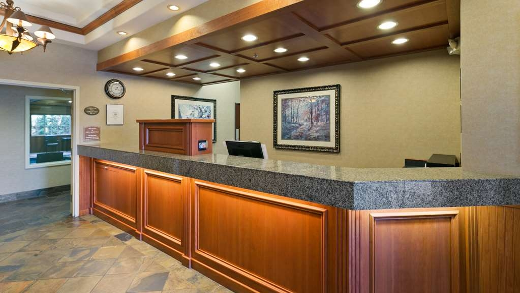 Best Western University Inn & Suites - Lobbyansicht