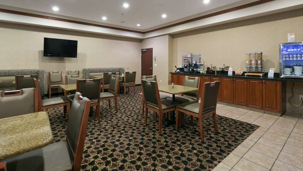 Best Western University Inn & Suites - Sala colazione