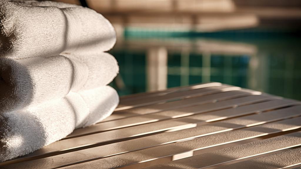 Best Western Dallas Inn & Suites - hallenbad