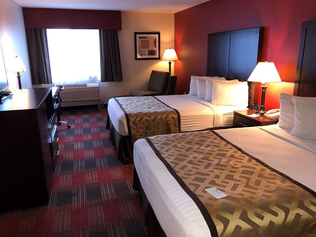 Best Western Dallas Inn & Suites - Two Queen Guest Room