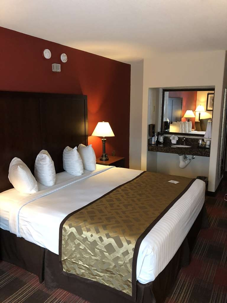 Best Western Dallas Inn & Suites - Chambres / Logements