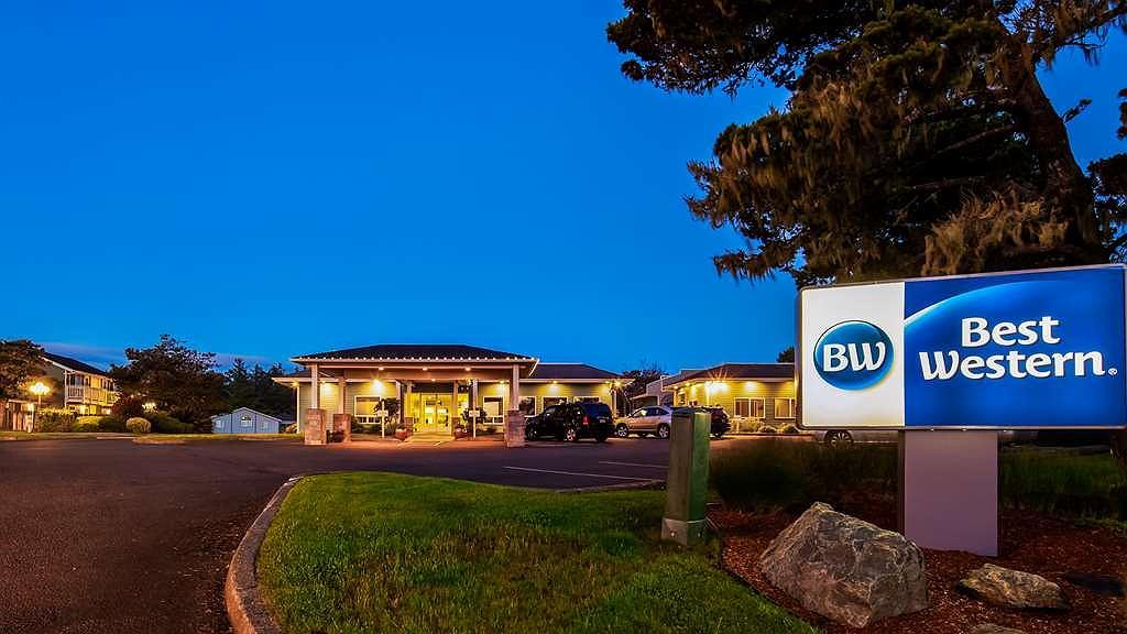 Best Western Inn at Face Rock - Area esterna