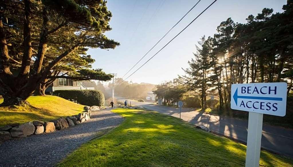 Best Western Inn at Face Rock - Spiaggia