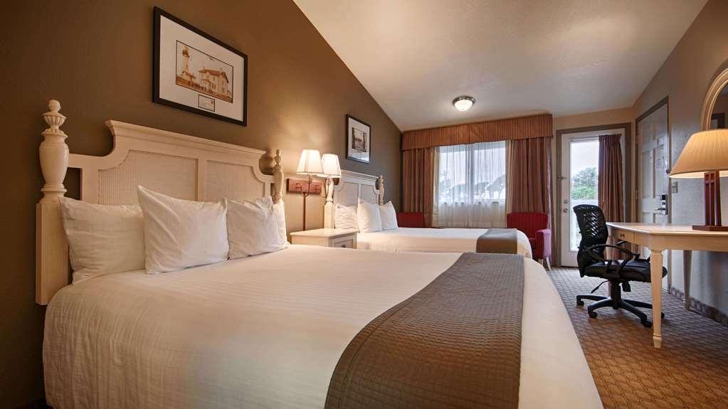 Best Western Inn at Face Rock - Chambres / Logements