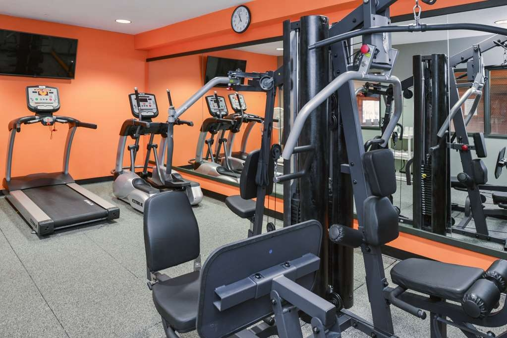 Best Western Plus Cascade Inn & Suites - Sala fitness
