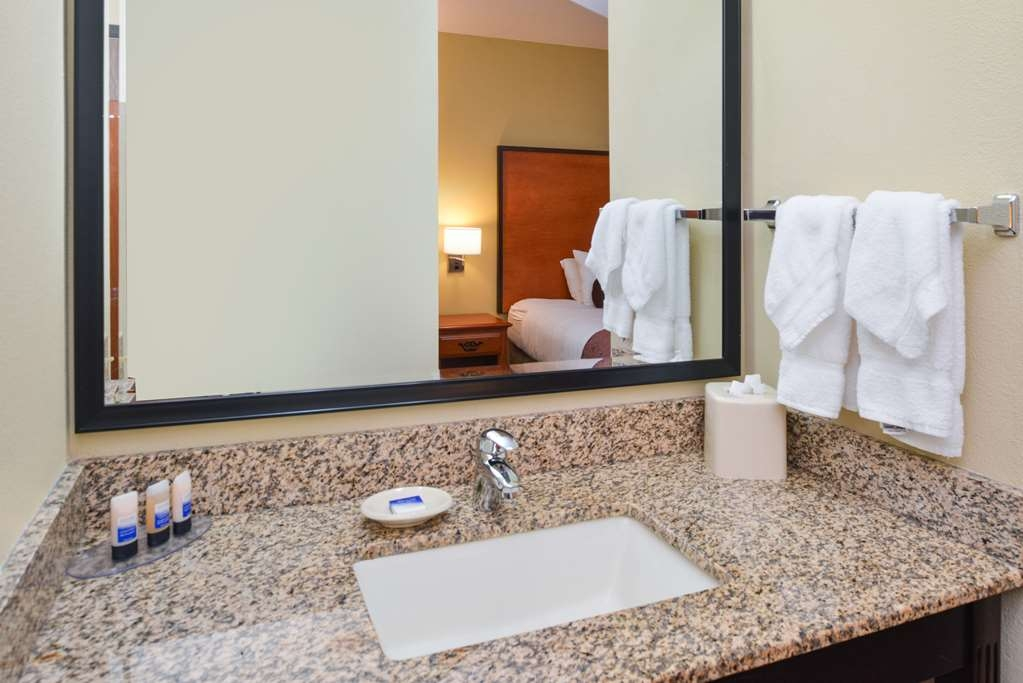 Best Western Plus Cascade Inn & Suites - Bagno