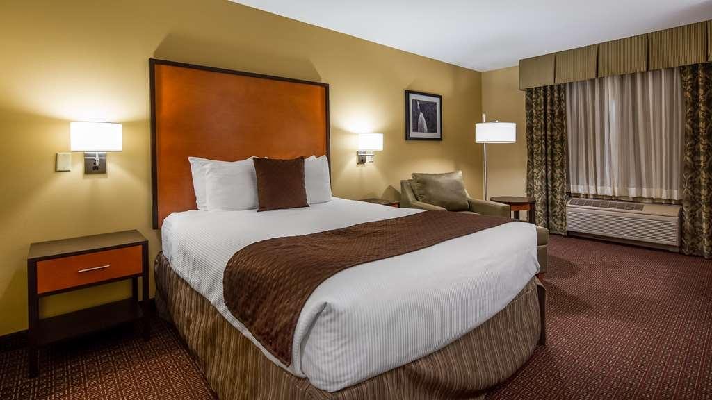 Best Western Plus Cascade Inn & Suites - Camere / sistemazione