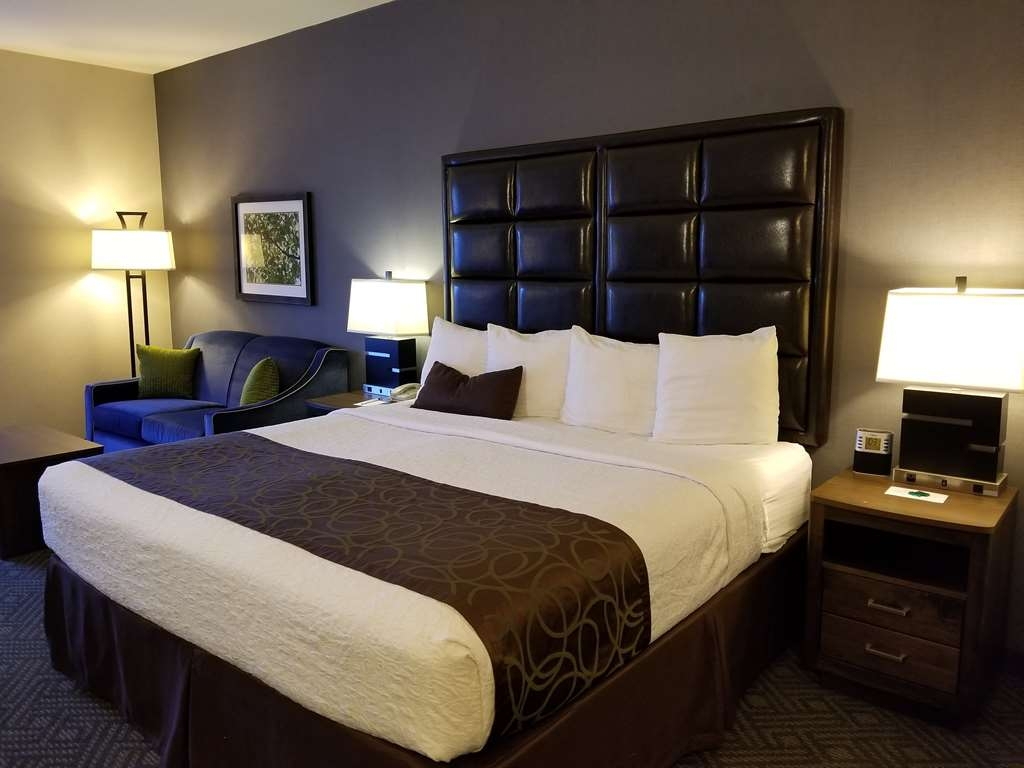 Best Western Plus Northwind Inn & Suites - Sink into our comfortable beds each night and wake up feeling completely refreshed.