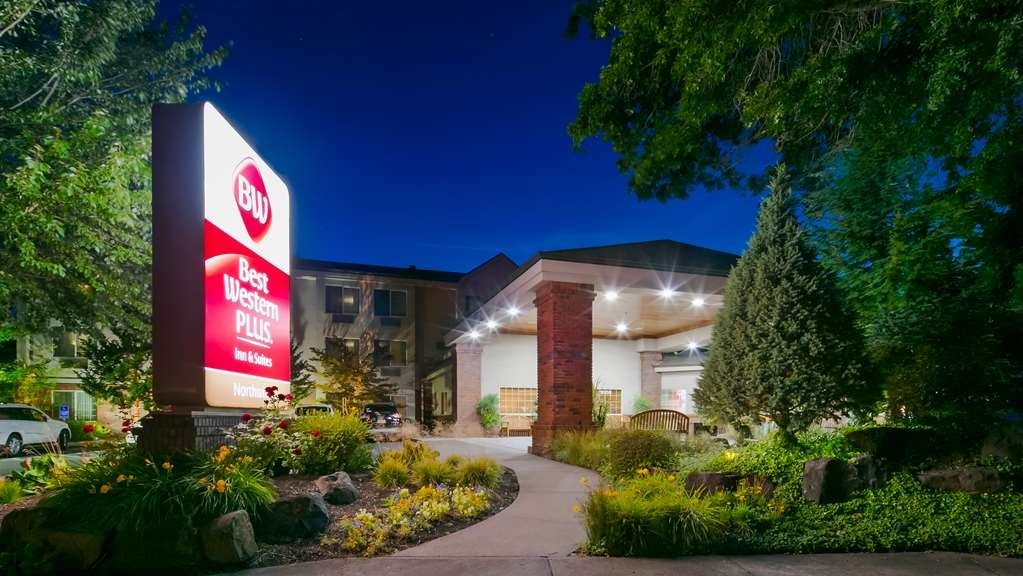Best Western Plus Northwind Inn & Suites - Vista Exterior