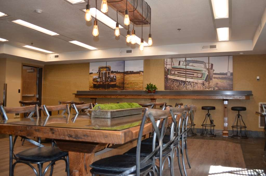 Best Western Rory & Ryan Inns - Restaurante/Comedor