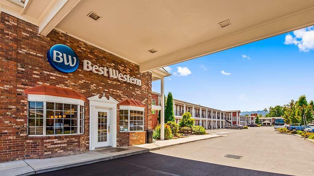 Best Western Horizon Inn - Aussenansicht