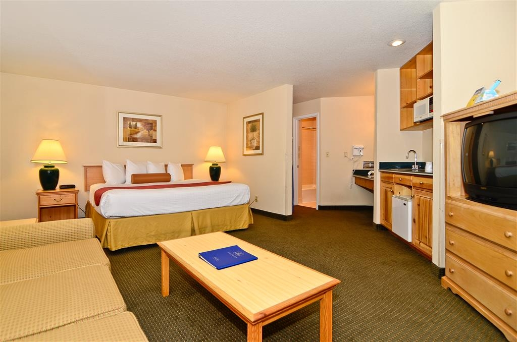 Best Western Horizon Inn - Suite