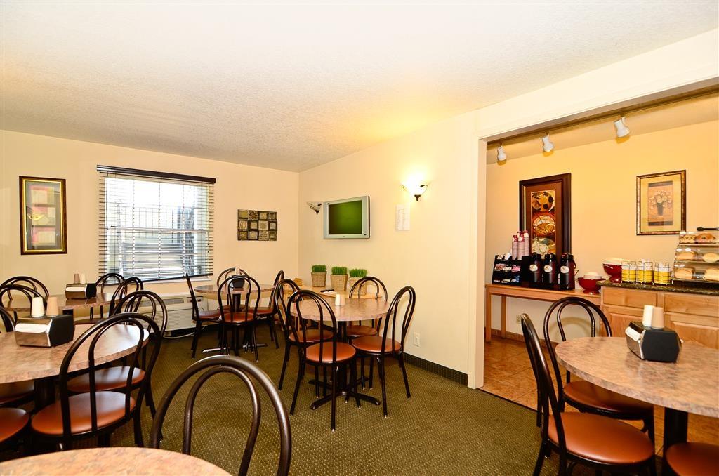 Best Western Horizon Inn - Prima colazione a buffet