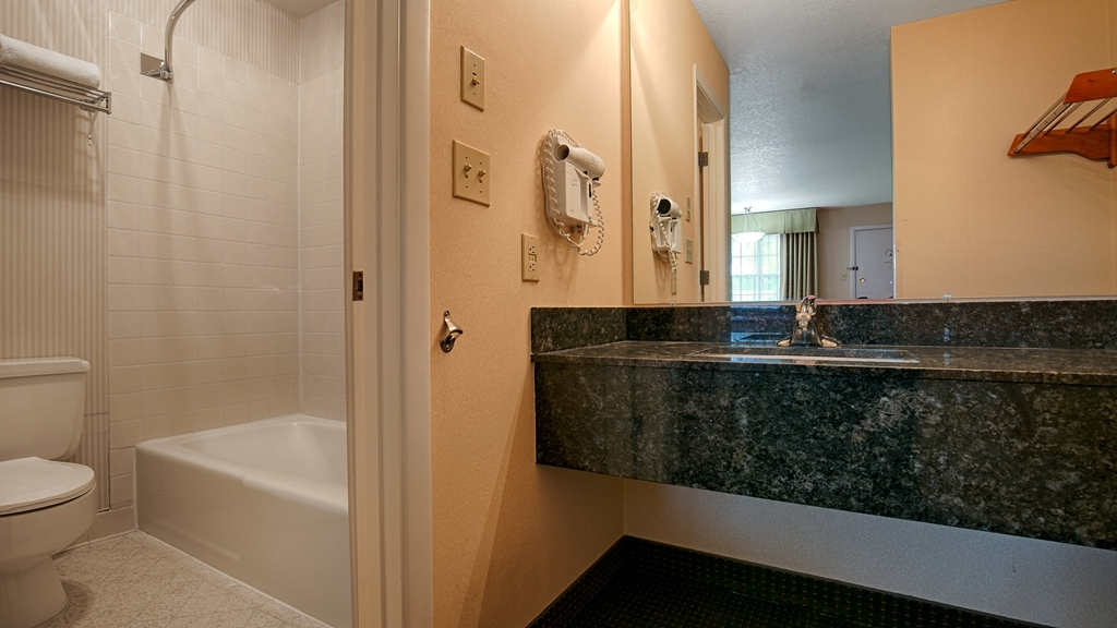 Best Western Horizon Inn - Baño