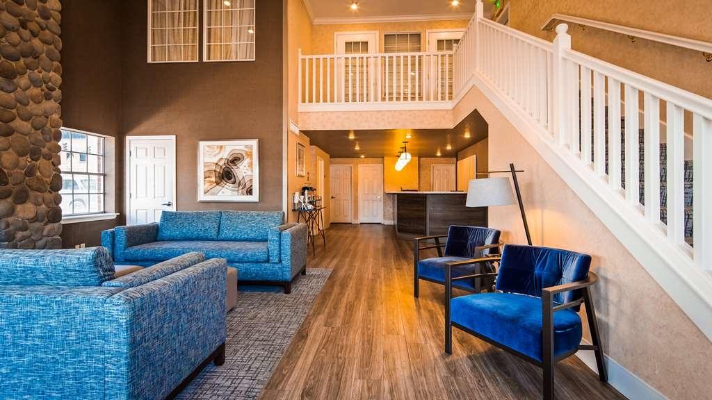 Best Western Horizon Inn - Lobbyansicht
