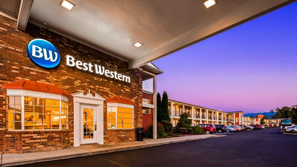 Best Western Horizon Inn - Façade