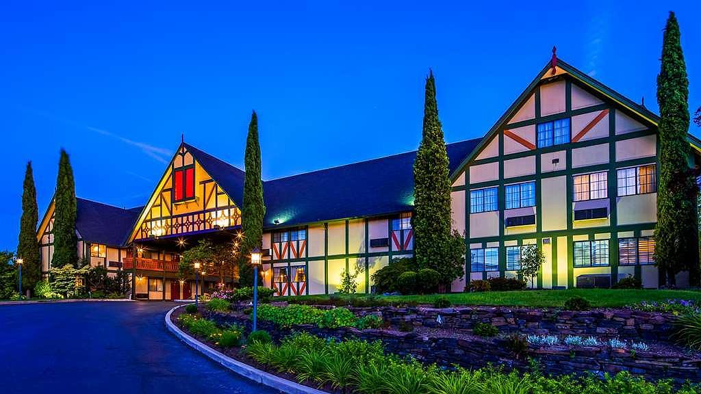 Best Western Windsor Inn - Area esterna