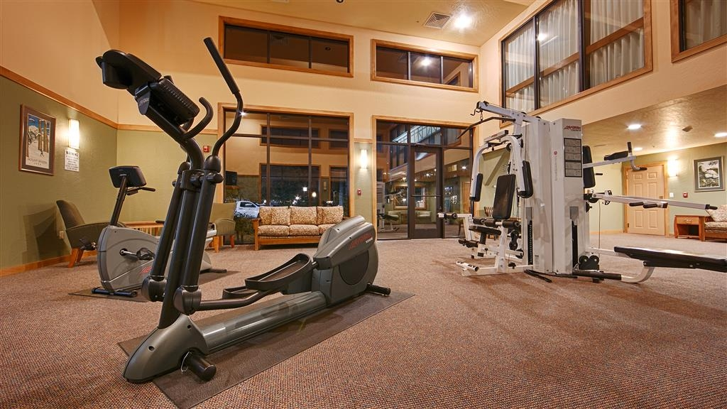 Best Western Windsor Inn - Fitnessstudio