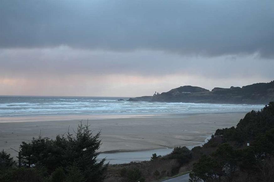 Best Western Plus Agate Beach Inn - Area esterna