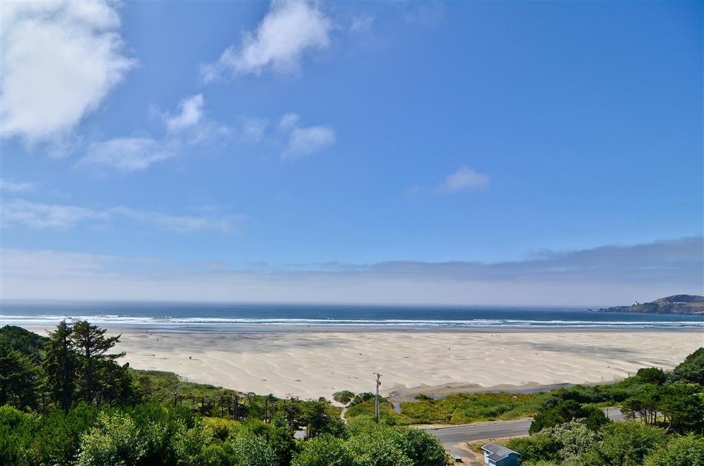 Best Western Plus Agate Beach Inn - Vista desde nuestras habitaciones.