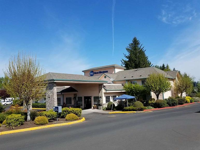 Best Western Sandy Inn - Façade