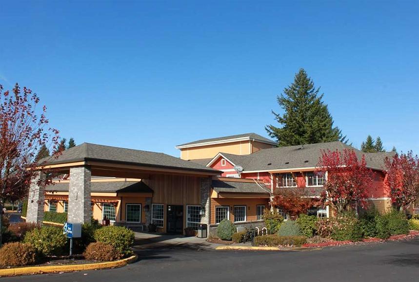 Best Western Sandy Inn - Vista exterior
