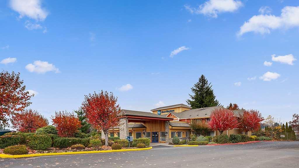 Best Western Sandy Inn - Area esterna