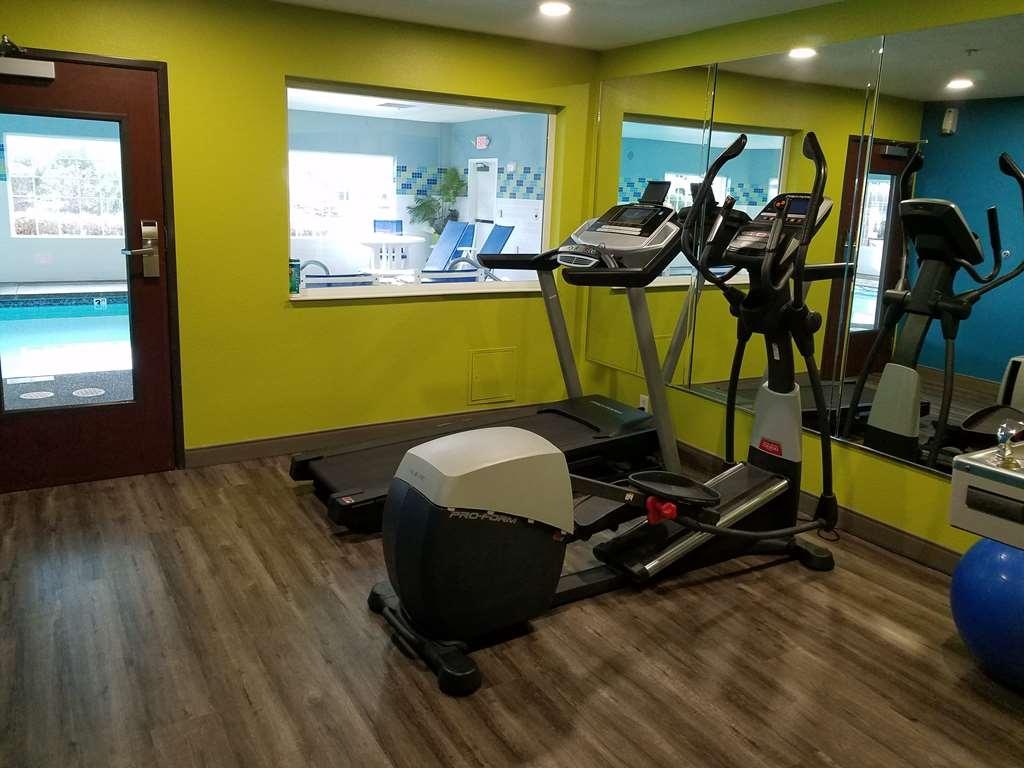 Best Western Sandy Inn - Fitnessstudio
