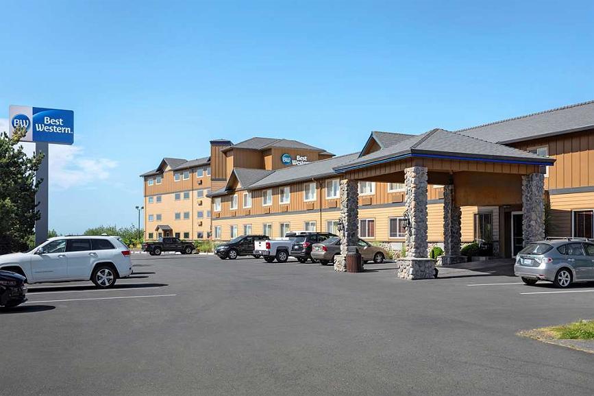 Hotel In Astoria Best Western Astoria Bayfront Hotel