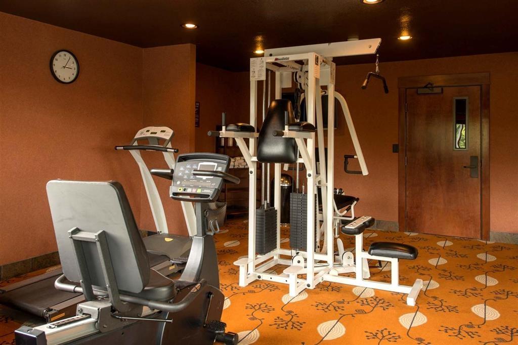 Best Western Astoria Bayfront Hotel - Unser Fitnessstudio ist täglich rund um die Uhr für Gäste geöffnet.