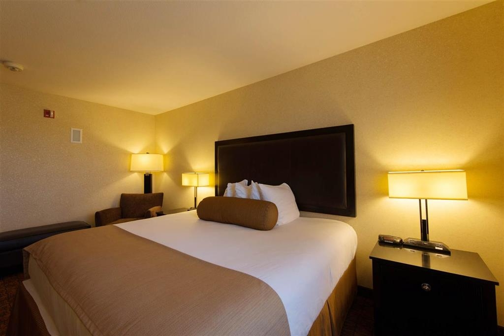 Best Western Astoria Bayfront Hotel - If you are looking for a good night's sleep, look no further!