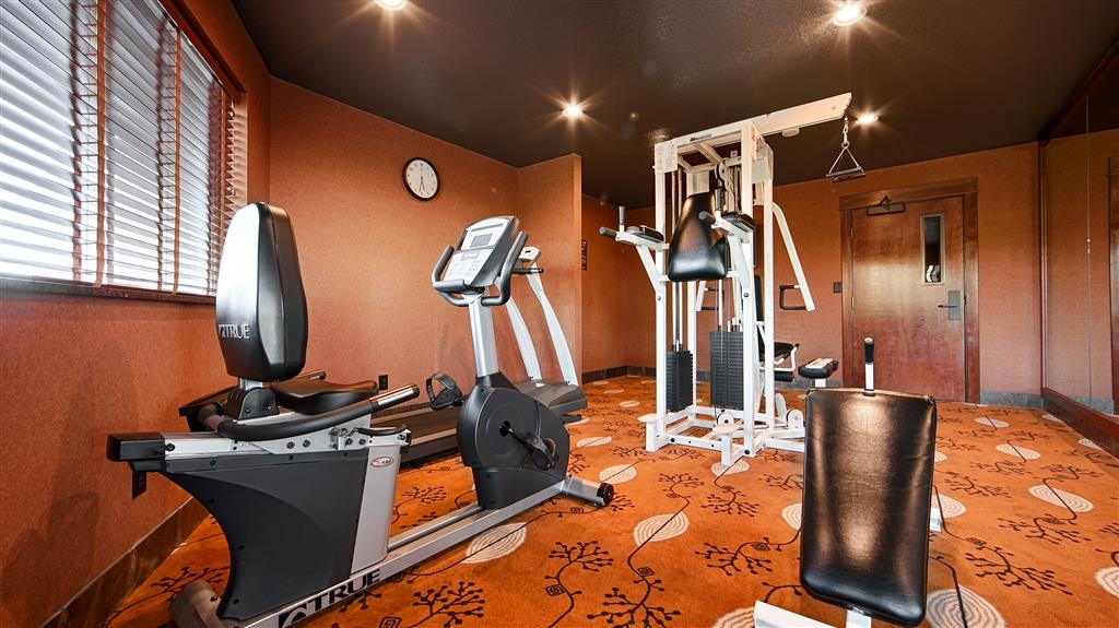 Best Western Astoria Bayfront Hotel - sala de ejercicios