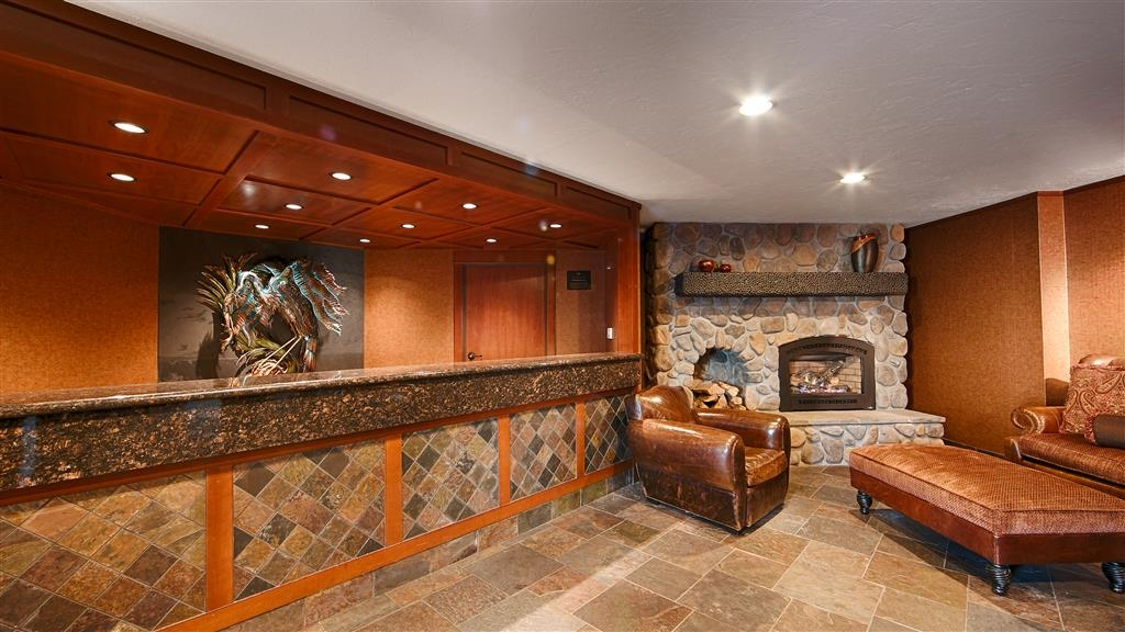 Best Western Astoria Bayfront Hotel - recepción