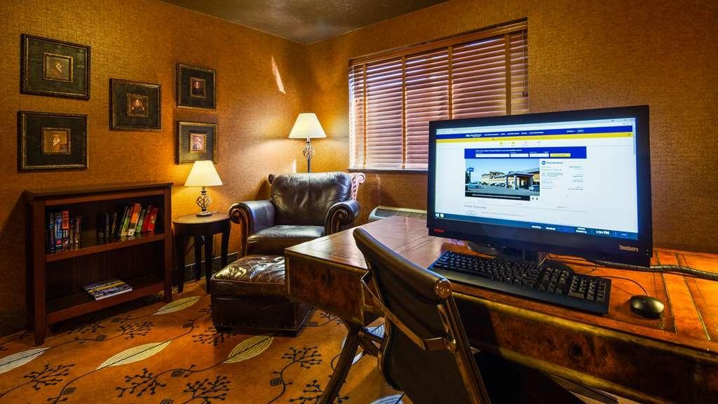 Best Western Astoria Bayfront Hotel - Geschäft-zentrum
