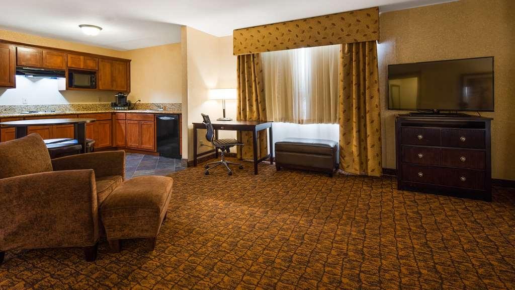Best Western Astoria Bayfront Hotel - Suite